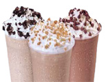 Caffe D'Amore Coffee Smoothies
