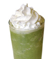 Caffe D'Amore Green Tea Smoothies