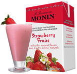 Monin Pour-Over Fruit Smoothies